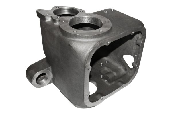 Used Gearbox casing, T8