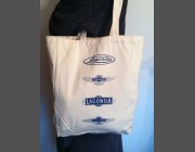 Lagonda shopping bag