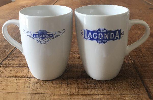 Lagonda Club Mug