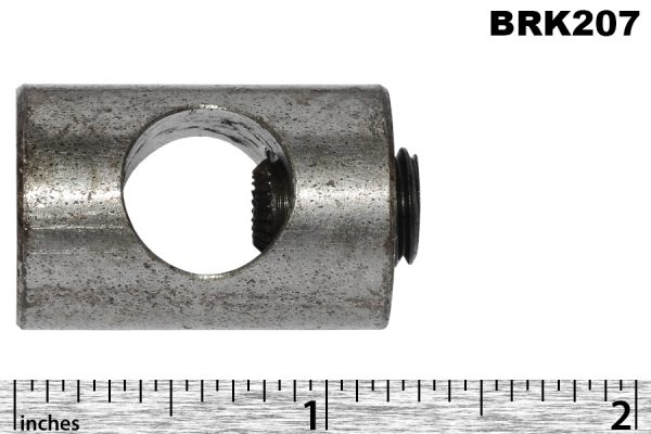 Rear brake lever pivot pin, 2L, 3L, 16/80