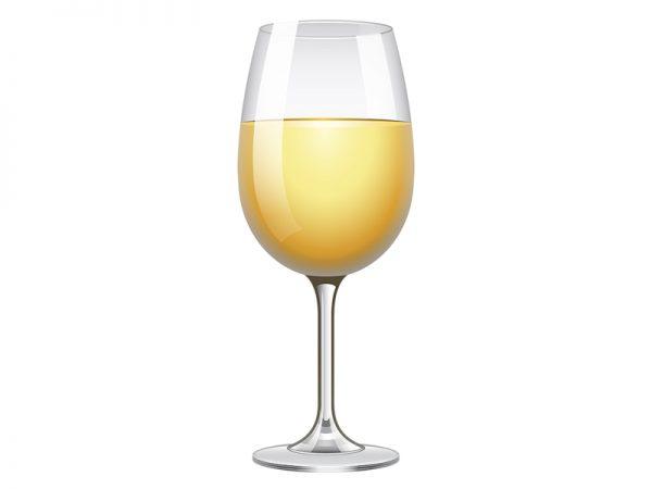 White wine for Gala Dinner